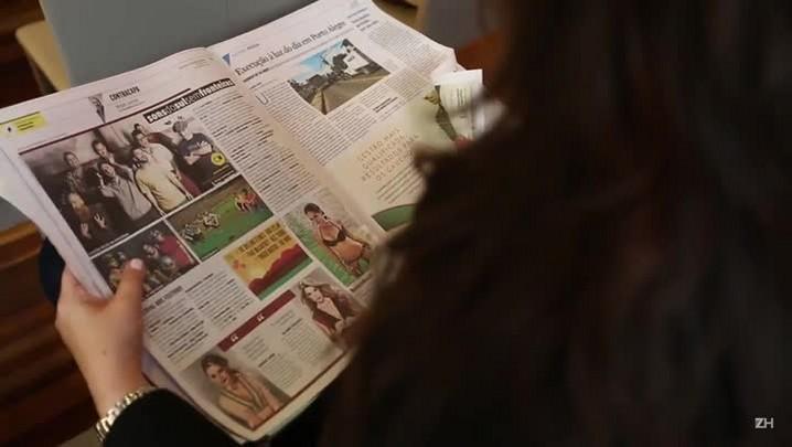Letícia Duarte e Marcelo Canellas: o futuro do jornalismo é contar histórias