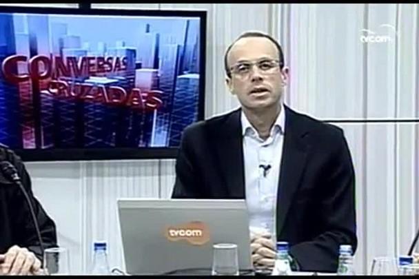 TVCOM Conversas Cruzadas. 2º Bloco. 01.06.16
