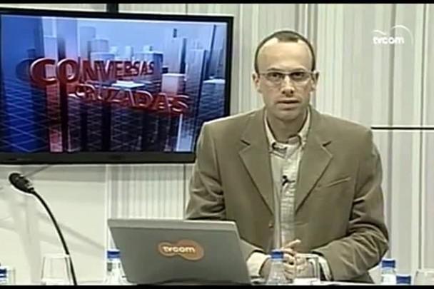 TVCOM. Conversas Cruzadas. 4º Bloco. 08.06.16