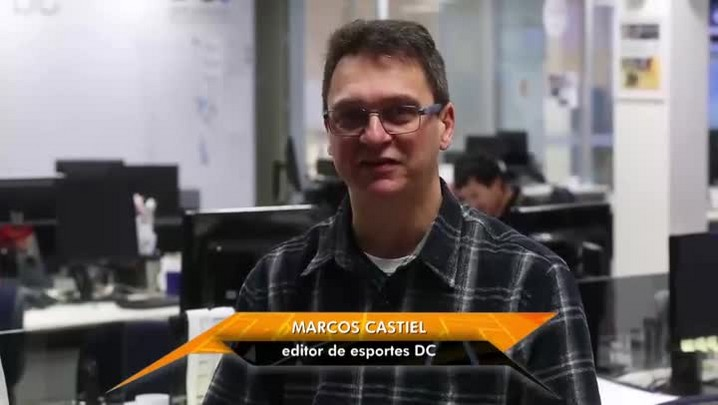 DC Esportes: tênis catarinense vive boa fase