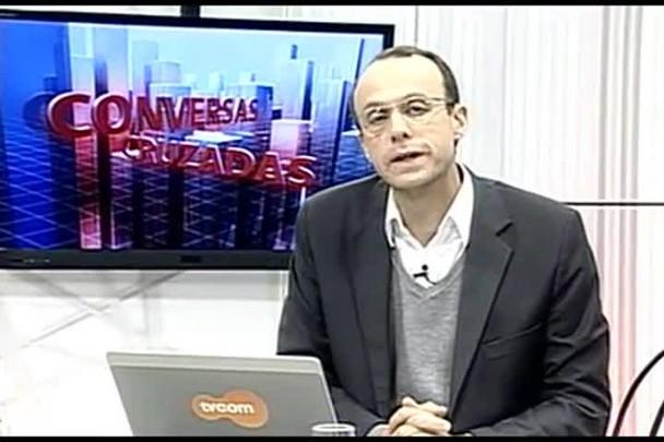 TVCOM Conversas Cruzadas. 3º Bloco. 08.07.16