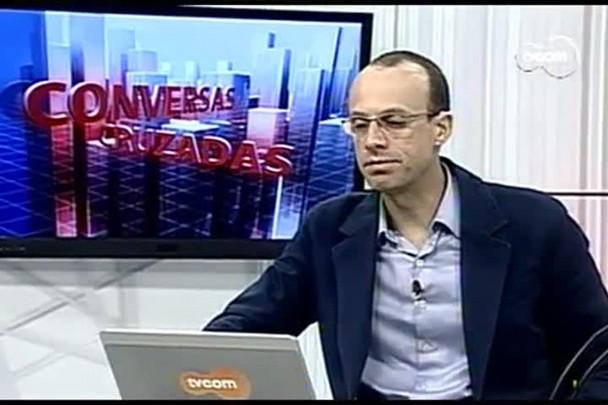 TVCOM Conversas Cruzadas. 3º Bloco. 13.07.16