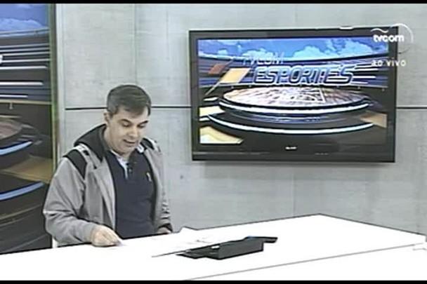 TVCOM Esportes. 2º Bloco. 28.07.16