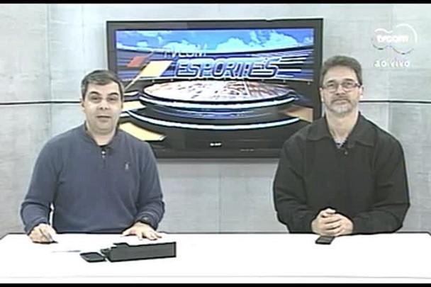 TVCOM Esportes. 2º Bloco. 29.07.16