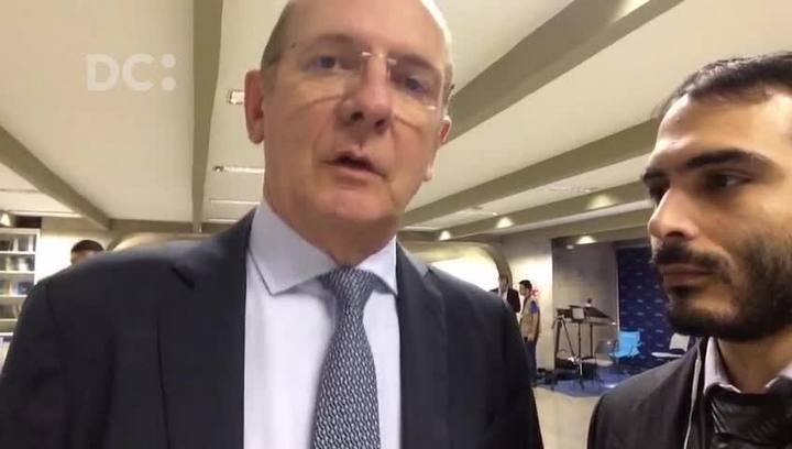 Upiara Boschi: Paulo Bauer projeta que o impeachment passa com 58 votos