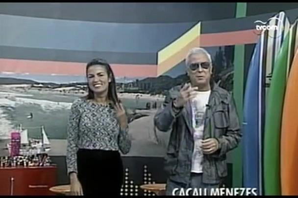 TVCOM De Tudo um Pouco. 1º Bloco. 11.09.16