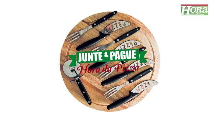 Promoção Junte & Pague Hora da Pizza