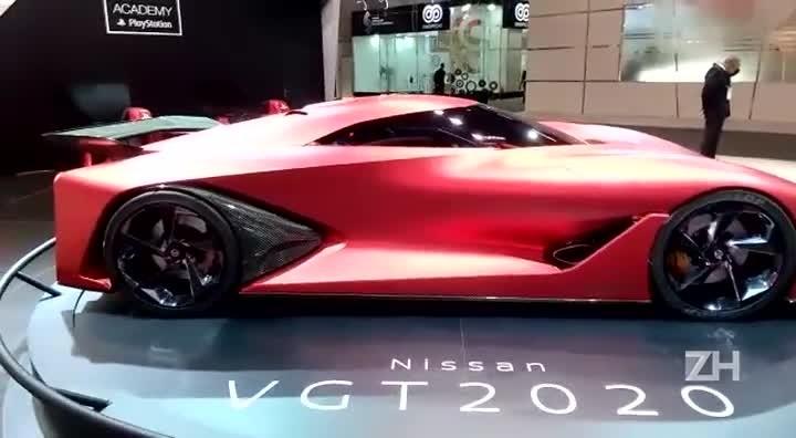 Nissan desenvolve o 2020 VGT