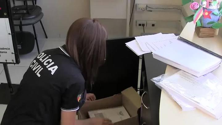 Operação da Polícia Civil apura irregularidades em contratos de locação da Fasc