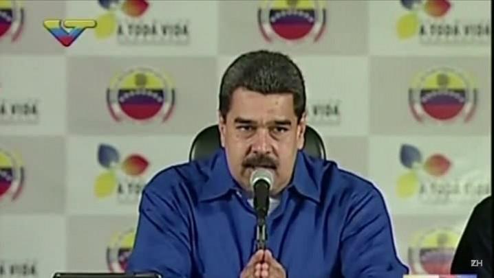 Maduro: \'CNN é um instrumento de guerra\'