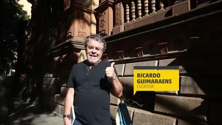 Rafael Guimaraens conta episódios protagonizados por personagens históricos ou anônimos em Porto Alegre