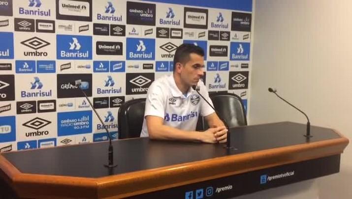 Grohe fala sobre a ambição do Grêmio no Brasileirão
