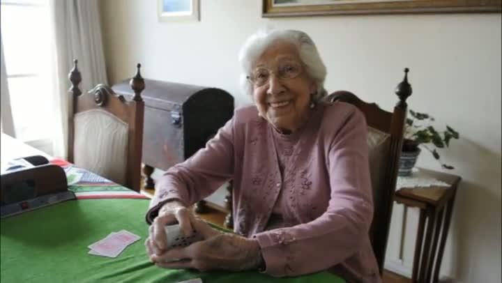Nazinha, a centenária do bairro Independência