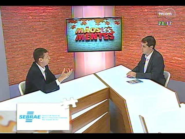 Mãos e Mentes - Sócio-diretor da Treinar, Paulo Gerhardt - Bloco 1 - 16/01/2013