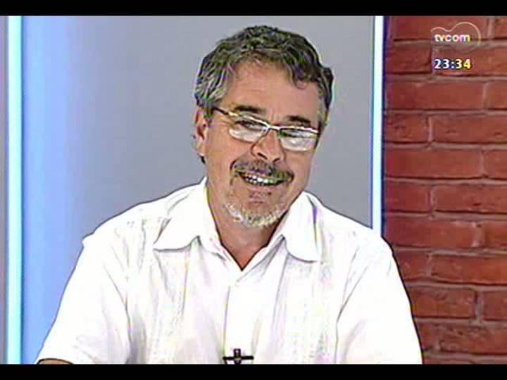 Mãos e Mentes - Jornalista e escritor Carlos Rafael Guimaraens Filho - Bloco 1 - 05/02/2013