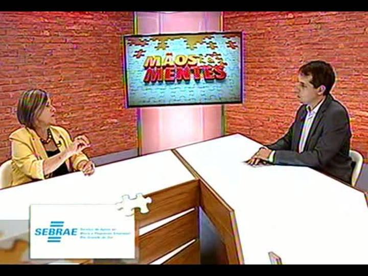 Mãos e Mentes - Advogada especialista em Direito da Família e Direito Homoafetivo Maria Berenice Dias - Bloco 1 - 17/02/2013