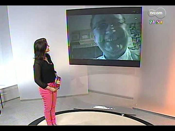 TVCOM Tudo Mais - Conversa com o professor de Língua Portuguesa Sérgio Nogueira