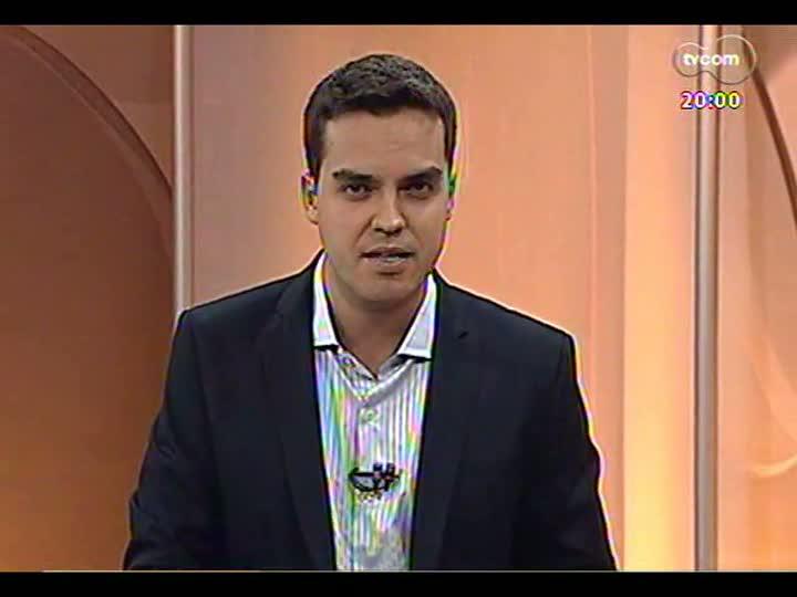 TVCOM 20 Horas - Deputado Adão Villaverde fala sobre resultados da comissão que revisa lei de proteção contra incêndios - Bloco 1 - 14/03/2013