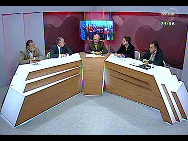 Conversas Cruzadas - Os desmandos, prejuízos e dificuldades históricas na CEEE - Bloco 4 - 17/04/2013