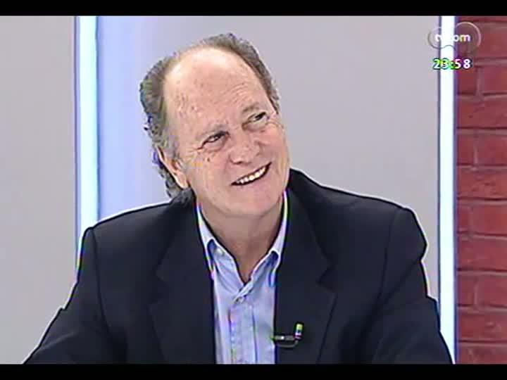 """Mãos e Mentes - Especial \""""1 ano para a Copa\"""": jogador, técnico e comentarista Paulo Roberto Falcão - Bloco 3 - 12/06/2013"""