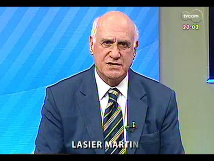 Conversas Cruzadas - Ex-prefeitos de Porto Alegre avaliam o que está sendo feito na cidade para receber o Mundial - Bloco 1 - 12/06/2013