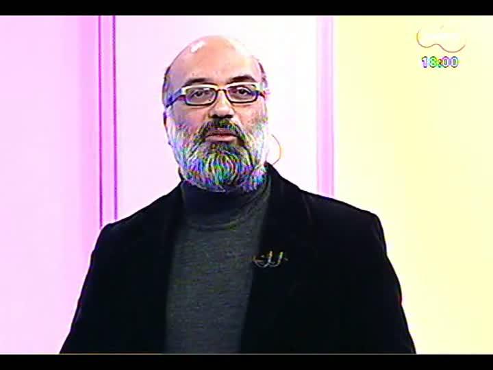 Programa do Roger - Confira um papo com o ator Danton Mello - bloco - 23/07/2013