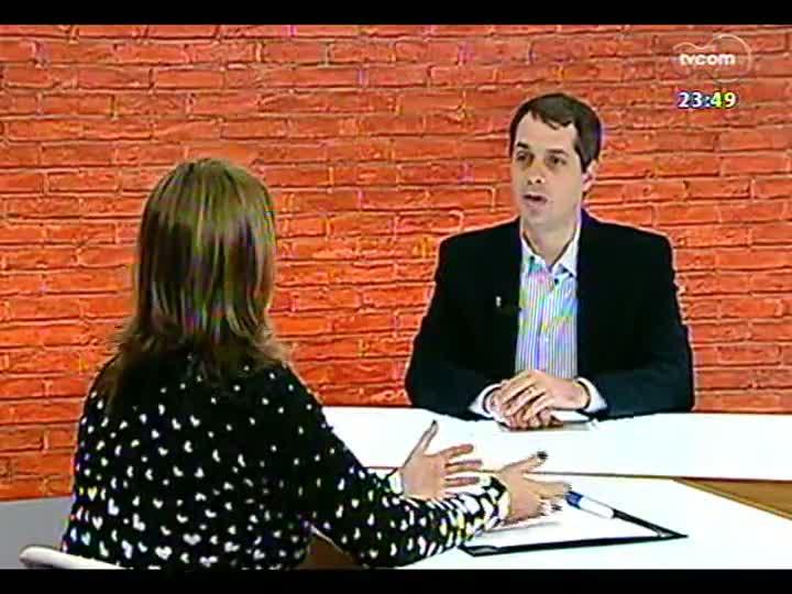 Mãos e Mentes - Médica infectologista que fez há 30 anos o primeiro diagnóstico de Aids do RS, Cândida Neves - Bloco 2 - 22/08/2013