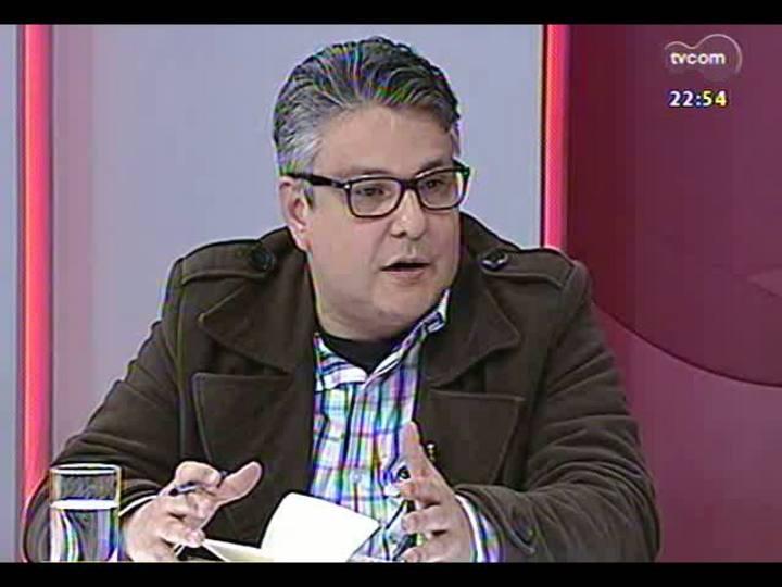 Conversas Cruzadas - Crise diplomática entre Brasil e Bolívia - Bloco 2 - 27/08/2013