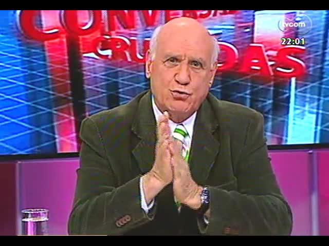 Conversas Cruzadas - Os problemas de infraestrutura do Brasil e e as possibilidades do Comitê das Rotas de Integração da América do Sul - Bloco 1 - 20/09/2013