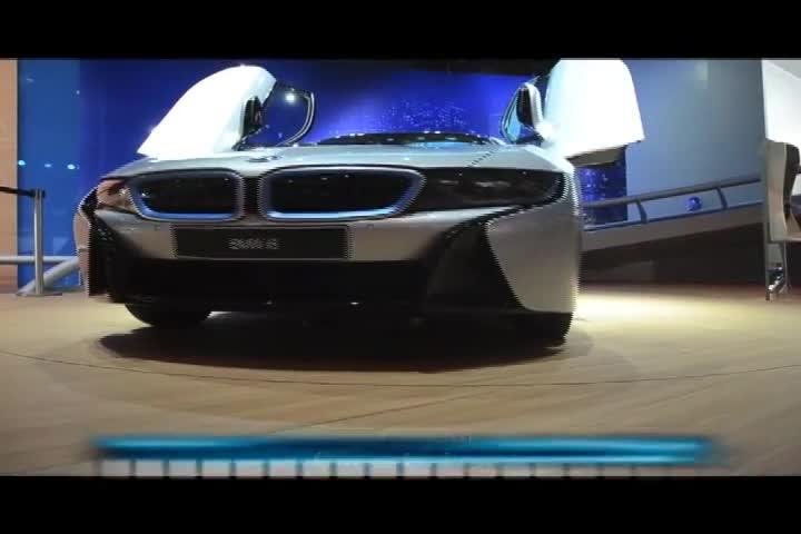 Carros e Motos - Confira destaques do Salão de Frankfurt - Bloco 3 - 06/10/2013