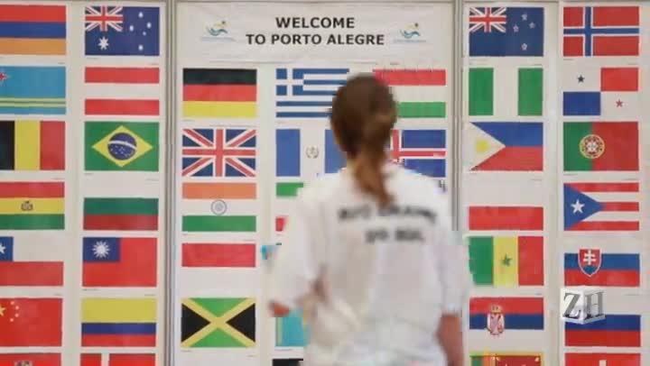 Atletas do Mundial Master falam sobre a importância do esporte em suas vidas