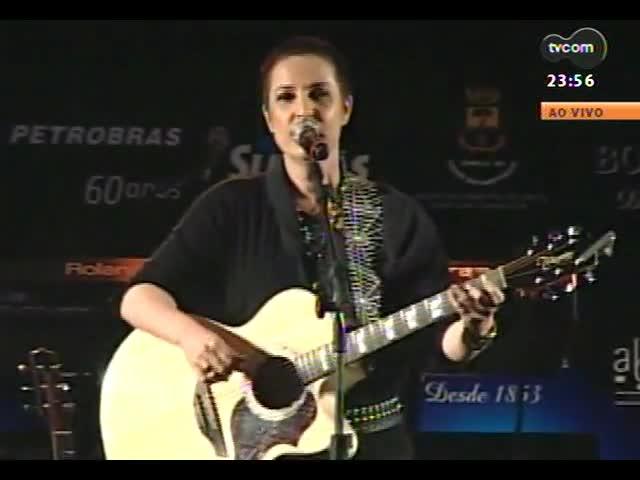 Festa Nacional da Música 2013 - Show: Isabella Taviani