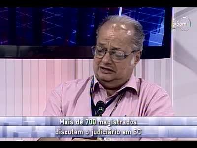 Conversas Cruzadas - Encontro de Magistrados em Santa Catarina - 4º bloco - 25/10/2013