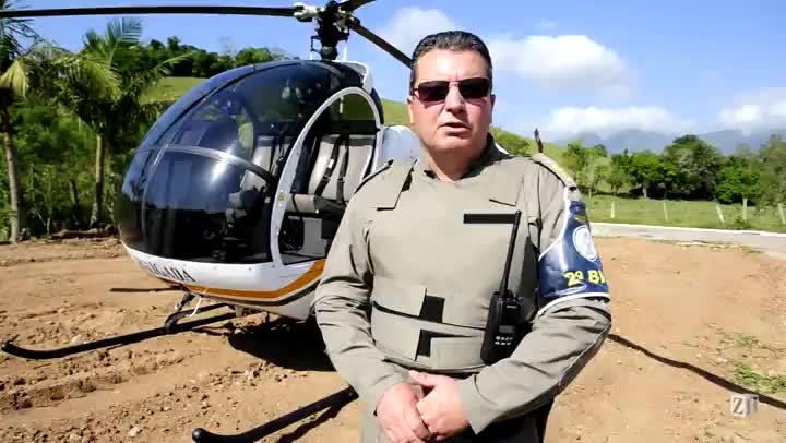 Comandante fala sobre tentativa de assalto em Morrinhos do Sul