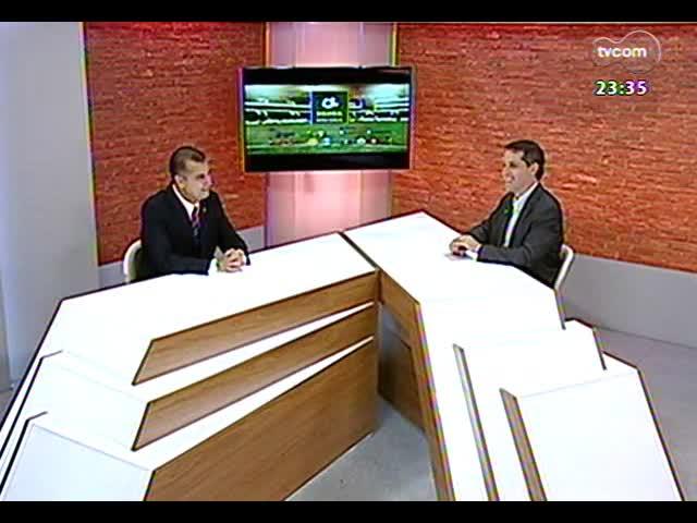Mãos e Mentes - Marco Aurélio Martins Xavier, titular do projeto Jecrim nos estádios - Bloco 2 - 30/10/2013