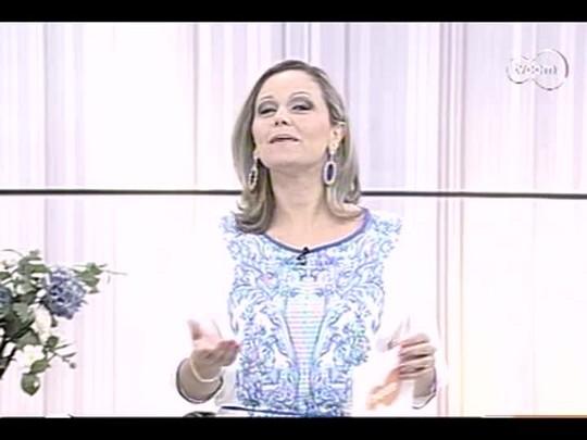 TVCOM Tudo Mais - 1o bloco - Mães de gêmeos - 12/12/2013