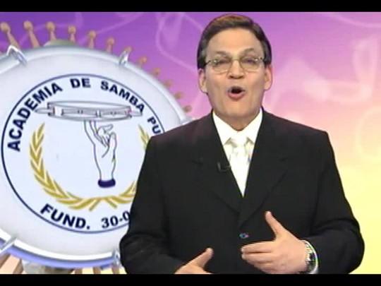Carnaval 2014 - Mostra de Samba Enredo - Academia de Samba Puro