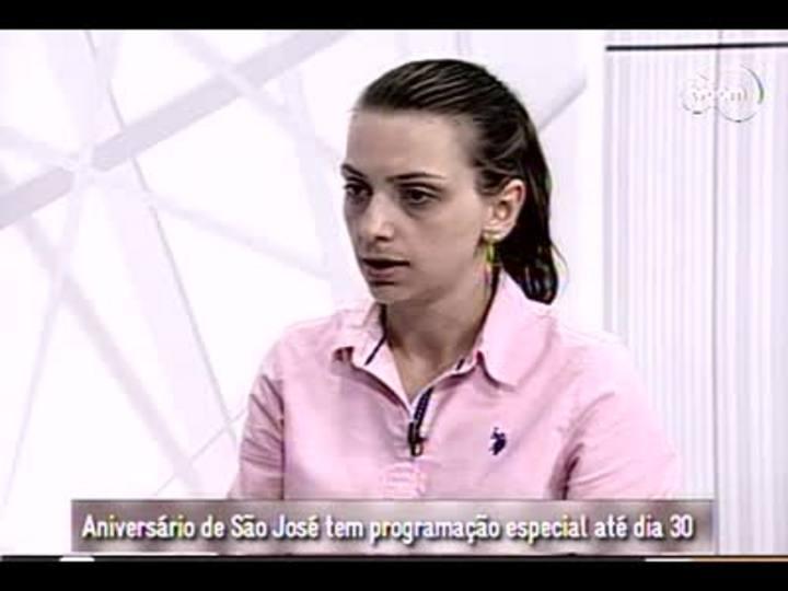 Conexão TVCOM - Comemoração São José - 21/03/14