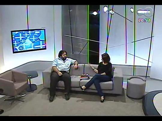 TVCOM Tudo Mais - Carlos André Moreira e os lançamentos da literatura