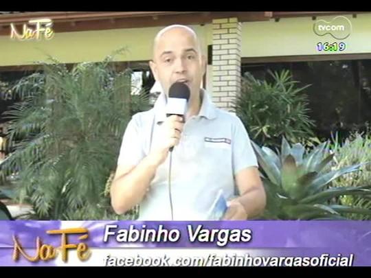 Na Fé - Clipes de música gospel e bate-papo com na Paula Valadão - 13/04/2014 - bloco 2