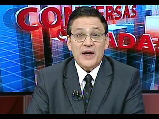 Conversas Cruzadas - Especial de Páscoa: entrevista com o arcebispo de Porto Alegre, Dom Jaime Spengler - Bloco 1 - 18/04/2014