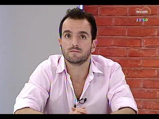 Mãos e Mentes - empresário e fundador da ONG Doutorzinhos Mauricio Bagarollo - Bloco 3 - 06/05/2014