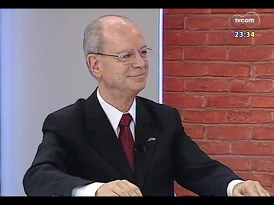 Mãos e Mentes - Reitor da PUCRS, Joaquim Clotet - Bloco 2 - 09/05/2014