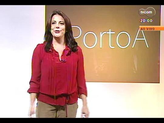 #PortoA - As alterações do trânsito para jogos em Porto Alegre - Bloco 1 - 14/06/2014