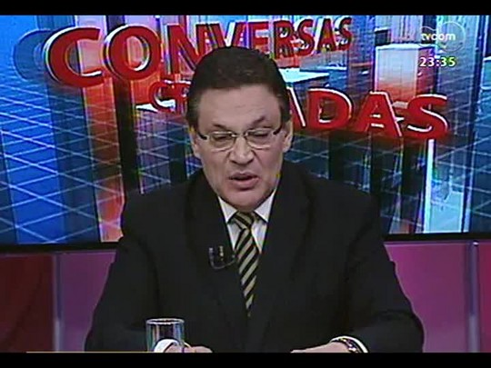 Conversas Cruzadas - A crise no sistema prisional do Estado - Bloco 4 - 19/06/2014