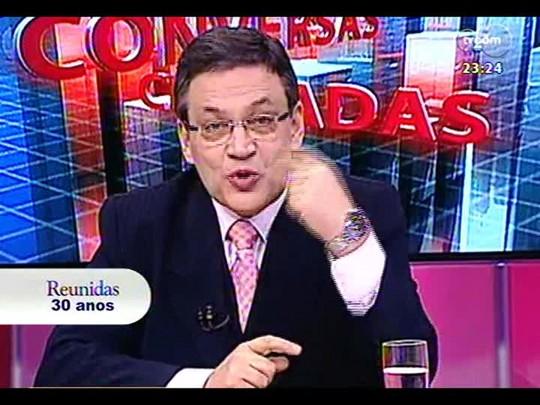 Conversas Cruzadas - A difícil relação entre consumidores e incorporadoras - Bloco 3 - 11/07/2014