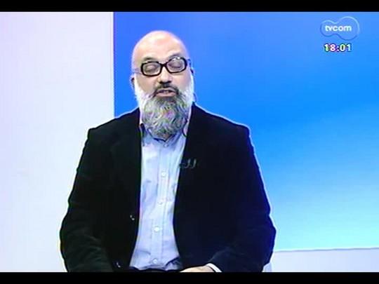 Programa do Roger - Marcus Mello e Ivonete Pinto falam sobre a revista Teorema - Bloco 2 - 30/07/2014