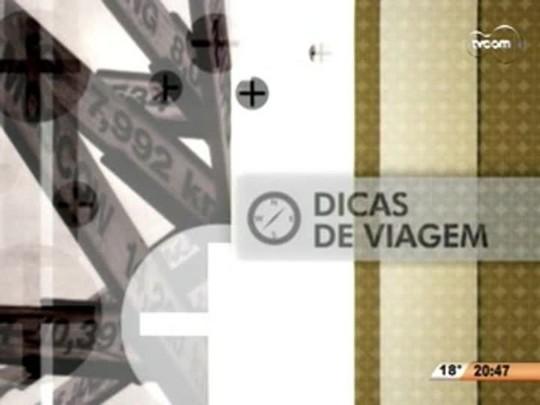 TVCOM Tudo+ - Dica de Viagem - 06.08.14