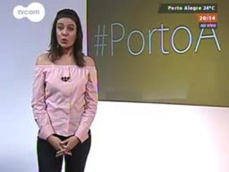 #PortoA - Lúcio Brancato traz a agenda cultural