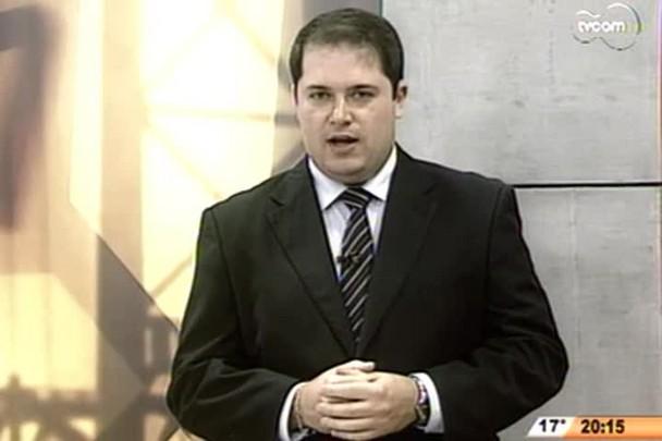 TVCOM 20 Horas - Furto de fios no Parque de Coqueiros gera prejuízo de 34 mil - 2º Bloco - 26/08/14